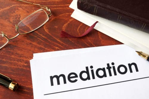 Mediation Familienrecht
