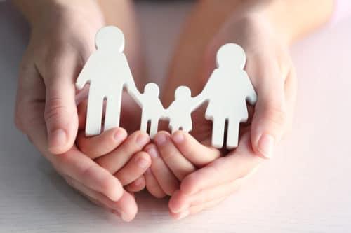Eltern-Kind-Verhältnis bei Volljährigen-Verwandtenadoption