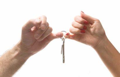 Ehegattenhaftung nach Trennung und Auszug für Energiekosten