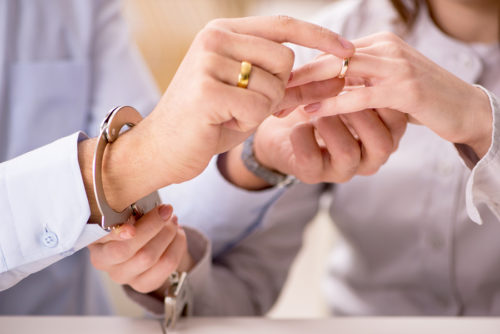 Eheaufhebung – bei Heirat eines Straftäters