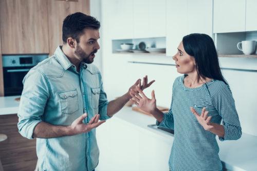 Ehewohnung - Kündigung durch den Alleinmieter-Ehegatten