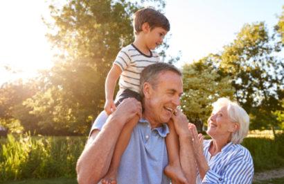 Umgangsrecht der Großeltern mit dem Enkelkind - Regelung des Ferienumgangs