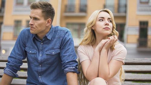 Ehescheidung - Schwere Härte bei existenziellen Gründen für die Aufrechterhaltung der Ehe