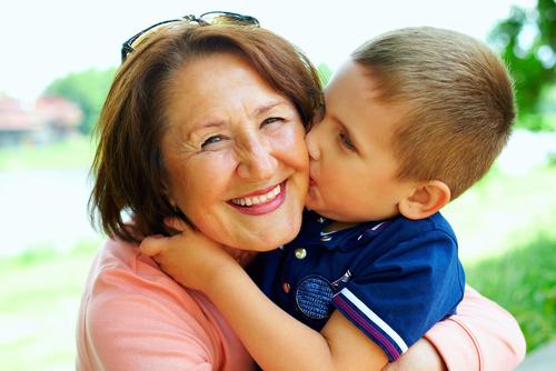 Umgangsrecht einer Großmutter mit Enkelkind