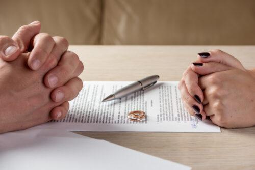 Sittenwidrigkeit der Abbedingung gesetzlicher Scheidungsfolgen