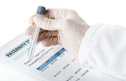 Vaterschaftsanfechtungsklage - Mitwirkungsverweigerung an Abstammungsgutachten